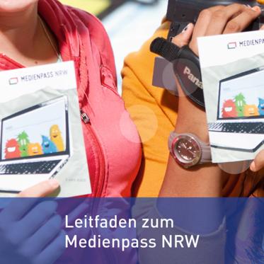 Bild: Leitfaden Medienpass NRW